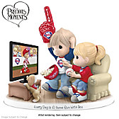 Every Day Is A Home Run With You Phillies Figurine