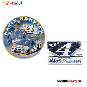 Kevin Harvick Signs Of A Champion Wall Decor