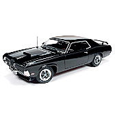 1:18-Scale 1970 Mercury Cougar Eliminator Diecast Car