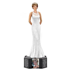 Princess Diana Limited Edition Figurine