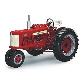 Farmall 350 Gas Narrow Front Diecast Tractor