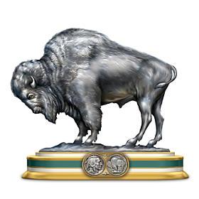 The Spirit Of The West Buffalo Sculpture