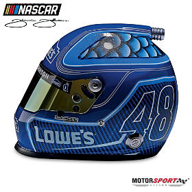 Jimmie Johnson #48 Lowe's Racing Helmet