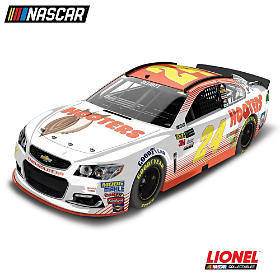 Chase Elliott No. 24 Hooters 2017 Diecast Car