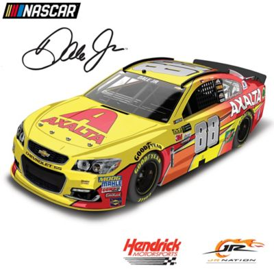 1:24-Scale Dale Earnhardt Jr. No.88 Axalta 2017 Diecast Car by