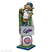 Chicago Cubs Towering Pride Totem Sculpture