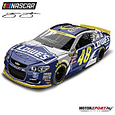 Jimmie Johnson No. 48 Lowe's 2016 Diecast Car