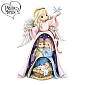 Precious Moments Holy Family Nesting Figurine Set