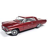 1:18-Scale 1962 Pontiac Grand Prix Diecast Car