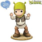 Precious Moments Shrek, The Ogre Figurine