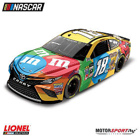 Kyle Busch No. 18 M&M'S Brand 2017 Diecast Car