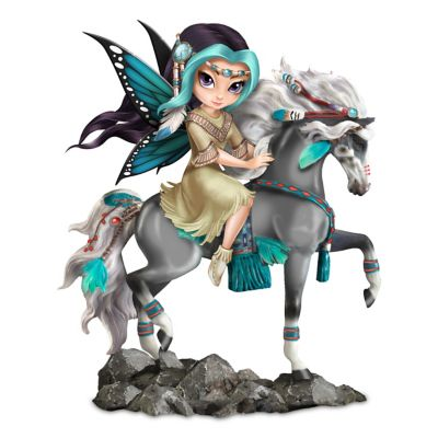 Jasmine Becket Griffith Dreamchaser Fairy Figurine