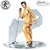 Treasured Reflections Of Elvis Presley Figurine