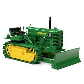 1:16-Scale 1949 John Deere Model MC Crawler Diecast Tractor