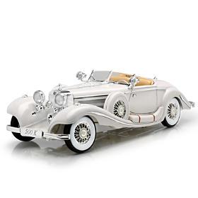 1936 Mercedes-Benz 500K Special Roadster Diecast Car