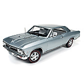 1:18-Scale 1966 Chevrolet Chevelle SS Diecast Car