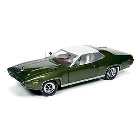 1:18-Scale 1971 Plymouth Satellite Sebring Plus Diecast Car