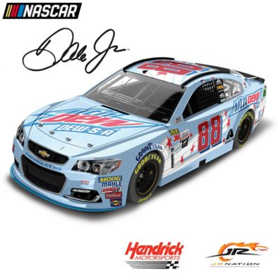 Dale Earnhardt Jr. No. 88 Mountain Dew DEW-S-A Diecast Car by
