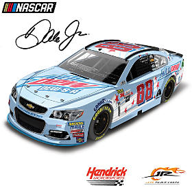 Dale Earnhardt Jr. No. 88 Mountain Dew DEW-S-A Diecast Car