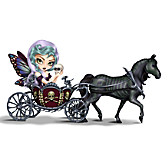 The Queen Of The Dead Royal Carriage Figurine