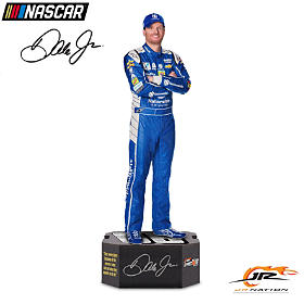 Dale Earnhardt Jr. Commemorative Sculpture