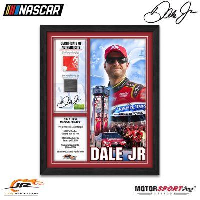 Dale Earnhardt Jr. Autographed