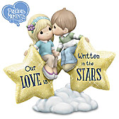 Precious Moments Our Love Is Written In The Stars Figurine