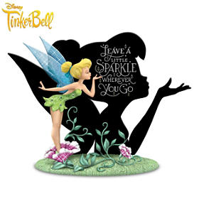 Leave A Little Sparkle Wherever You Go Figurine