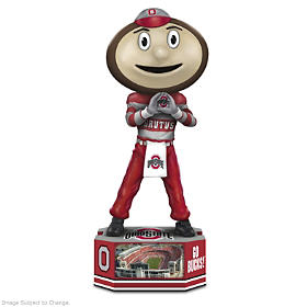 Brutus Buckeye Limited-Edition Figurine