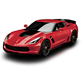 1:18-Scale 2017 Chevrolet Corvette Z06 Sculpture