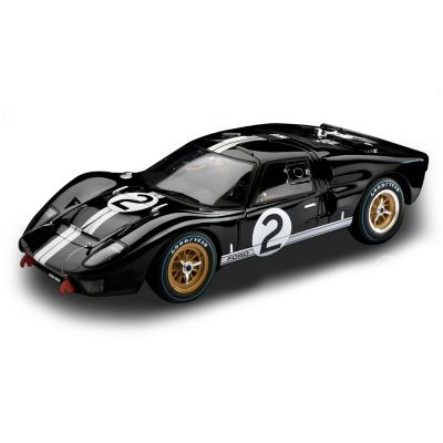 1:12-Scale 1966 Le Mans Winning Ford GT40 Diecast Car by
