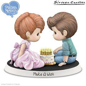 Precious Moments Make A Wish Figurine