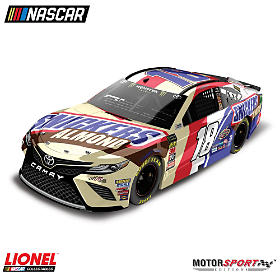 Kyle Busch No. 18 Snickers Almond 2018 Diecast Car