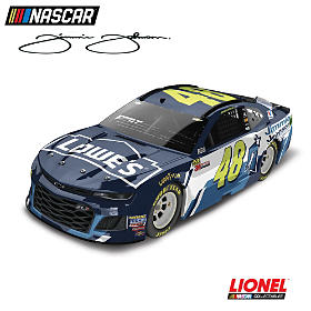 Jimmie Johnson No. 48 Lowe's/Foundation 2018 Diecast Car