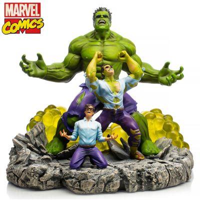 Marvel Hulk The Monster Within Sculpture