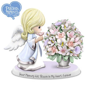 Your Memory Will Bloom In My Heart Forever Figurine
