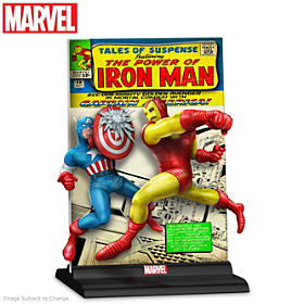 The Power Of Iron Man Figurine