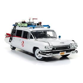 1:21-Scale Ghostbusters Cadillac Eldorado ECTO-1 Diecast Car