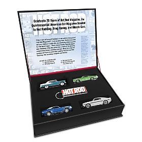 Johnny Lightning Hot Rod Diecast Car Set