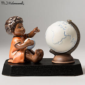 African Wanderer Figurine