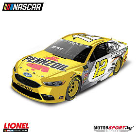 Ryan Blaney No. 12 Pennzoil/Menard's 2018 Diecast Car