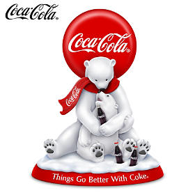 Things Go Better With COKE Figurine