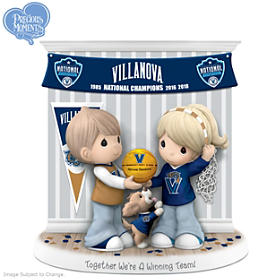 Together We're A Winning Team Wildcats Figurine
