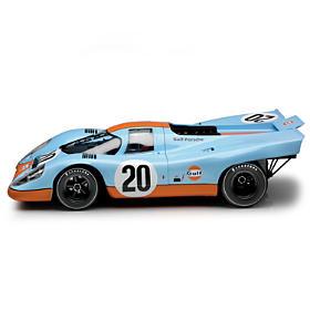 1:12-Scale 1970 Porsche 917 24H France Diecast Car