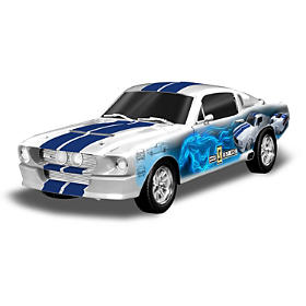 1:18-Scale Collage 1967 Shelby GT-500 Sculpture