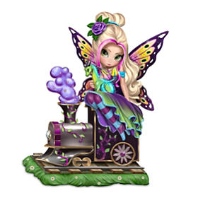 A Fairy Magical Express Figurine