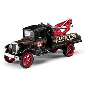 1:34-Scale Texaco 1931 Hawkeye Diecast Tow Truck