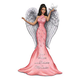 Have Hope And Believe In Miracles Figurine