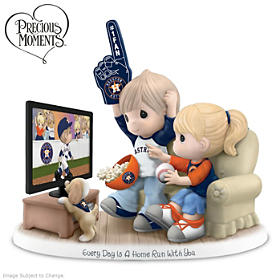 Every Day Is A Home Run With You Houston Astros Figurine