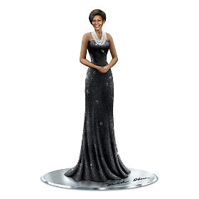 Michelle Obama: Treasured Reflections Figurine